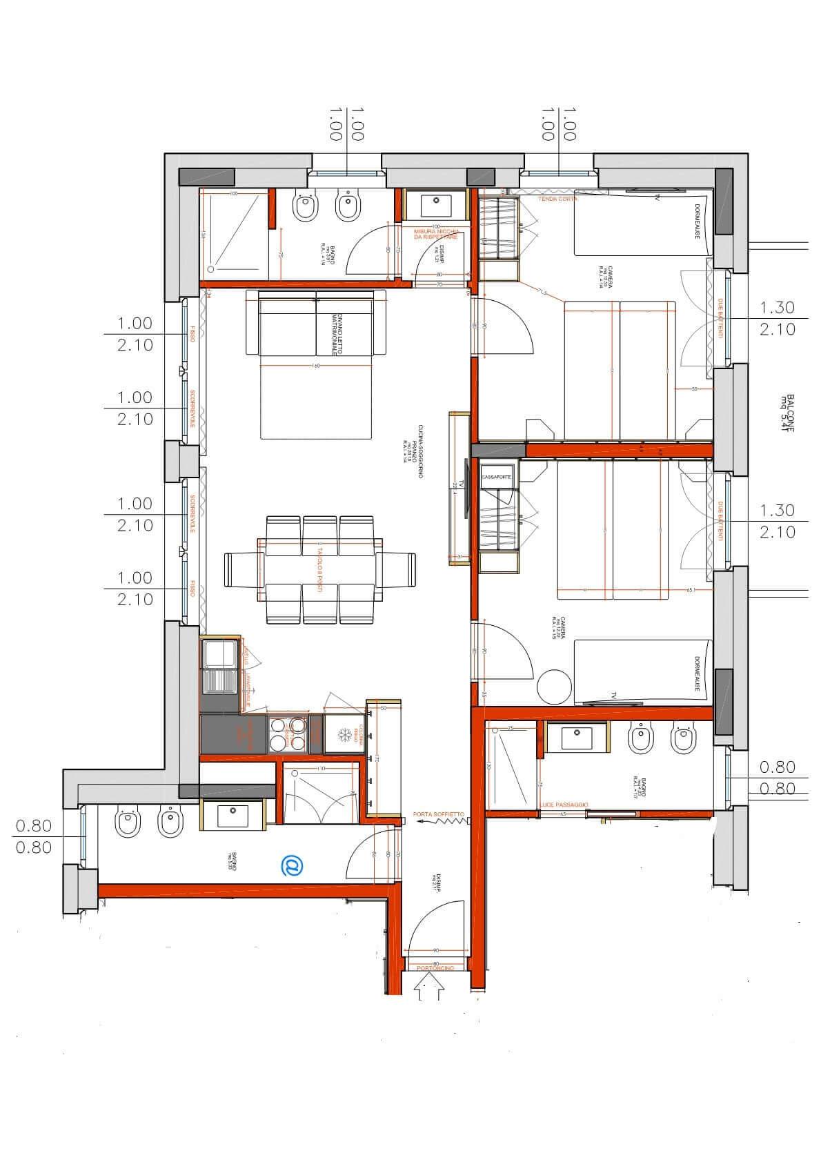 Chalet Bellavista | Design Apartments Livigno